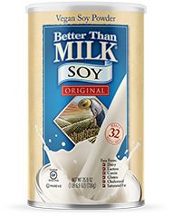Soy Original Vegan Powder